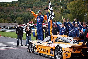Grand-Am Race report Chevrolet scores double win in season finale at Lime Rock Park