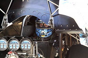 Hagan builds momentum at Madison for final three NHRA events