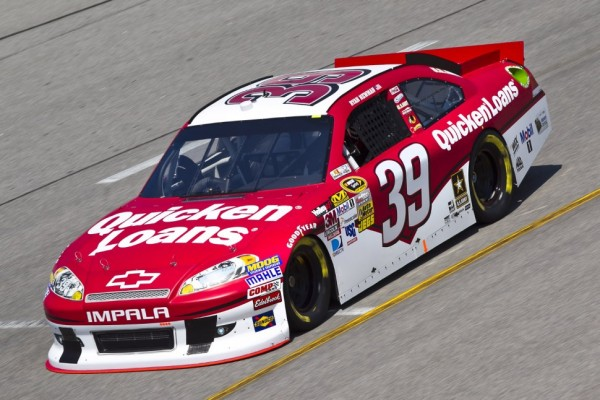 Newman secured for 2013 with Stewart-Haas and Quicken Loans