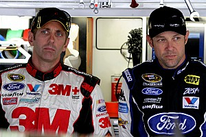 Championship chase not unfolding as planned for Ford's Biffle and Kenseth