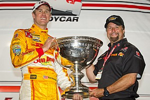 IndyCar Breaking news Hunter-Reay, Kanaan to compete in off-season special events