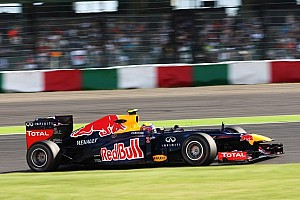 Webber ends Friday practices with fastest time at Suzuka