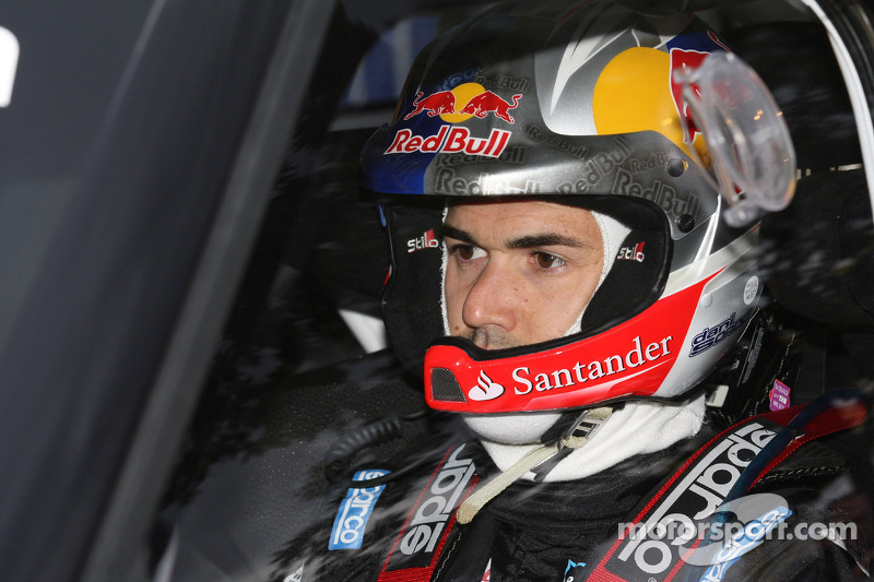 Sordo looks to move into top three in Rally France
