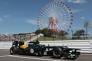 Formula 1 Breaking news Van der Garde hopes for Caterham race seat