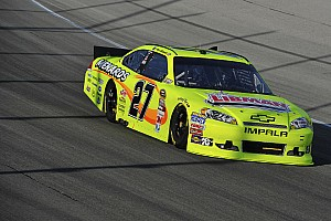 NASCAR Sprint Cup Race report The