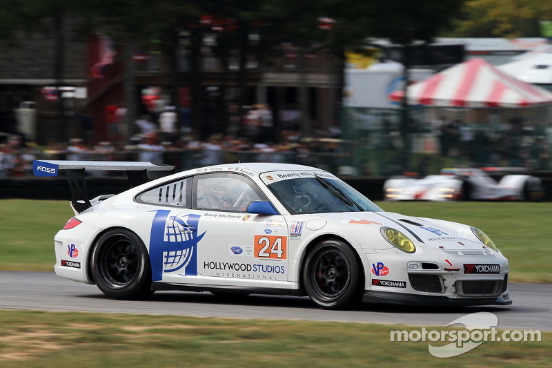 Australian Calvert-Jones joins Competition Motorsports Porsche for Petit Le Mans