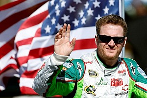 NASCAR Sprint Cup Breaking news Dale Earnhardt Jr. diagnosed with concussion, will miss Charlotte, Kansas