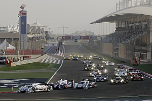 WEC Breaking news Titles to be added for 2013 World Endurance Championship classes