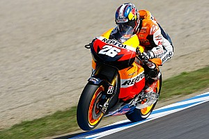 MotoGP Race report Bridgestone: Pedrosa tops all-Spanish podium at Motegi
