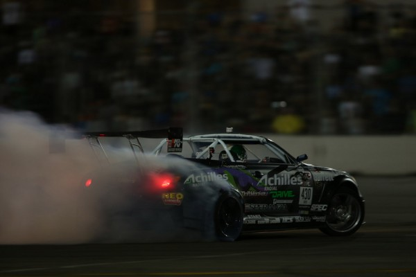Daigo Saito wins Formula DRIFT Round 7 at Irwindale and is 2012 champion