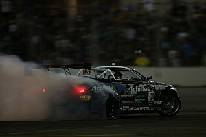 Formula Drift Race report Daigo Saito wins Formula DRIFT Round 7 at Irwindale and is 2012 champion