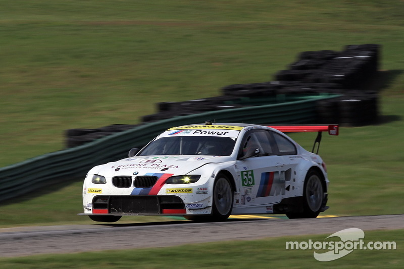 BMW Team RLL only goal at Petit Le Mans is a victory