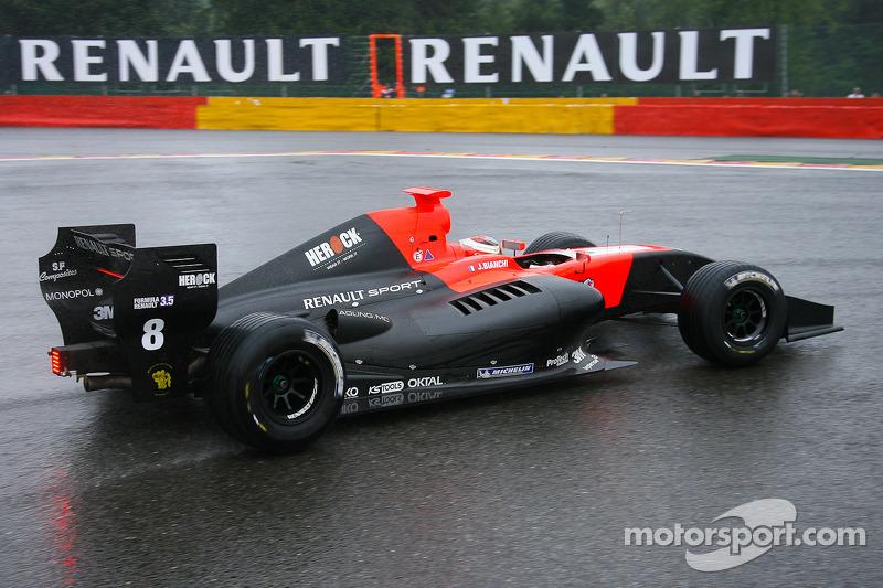 Benoît Dupont named Renault Sport Technologies' Motorsport co-ordinator
