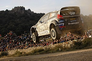 WRC Leg report Double podium sees M-Sport young guns steal the show