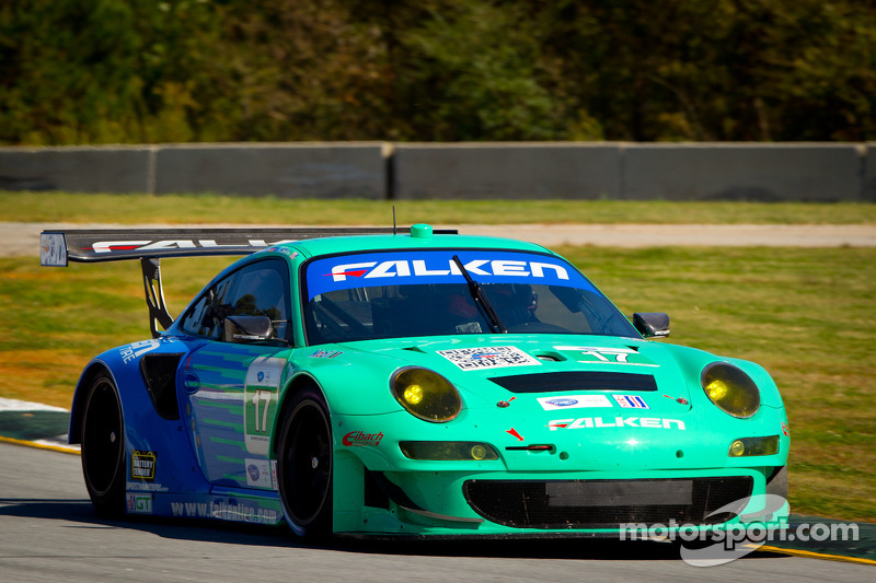 Team Falken Tire concludes season with sixth place at Petit Le Mans