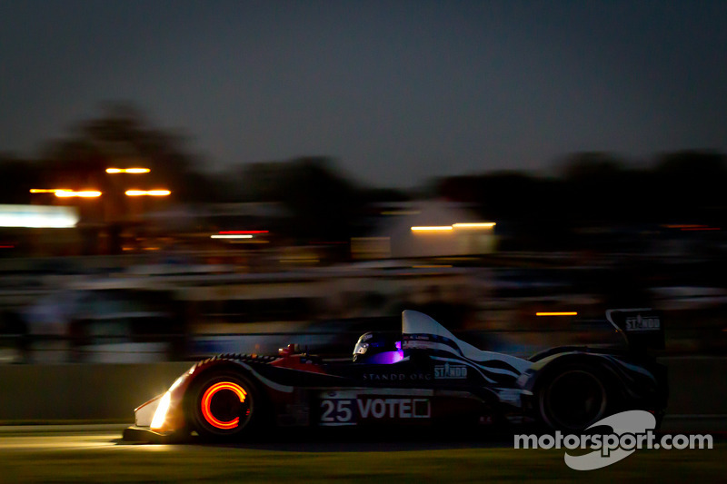 On-track incidents spoil Ende's Petit Le Mans