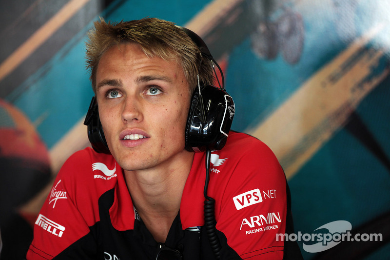 Chilton to drive Marussia in Abu Dhabi practice