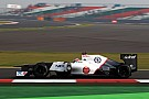 Sauber still struggling with low fuel performance on Indian GP Friday practice