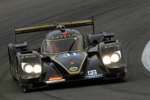 WEC Practice report Lotus LMP2 First Day at the 6 Hours of Shanghai
