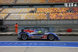 WEC Qualifying report Strakka in the mix at WEC showdown in Shanghai