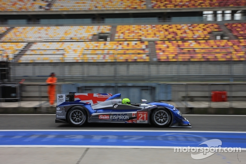 Strakka in the mix at WEC showdown in Shanghai