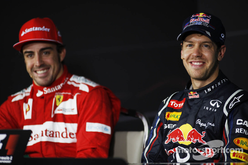 Vettel cannot wrap up 2012 title in Abu Dhabi