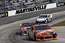 Kyle Busch just misses win in Martinsville 500