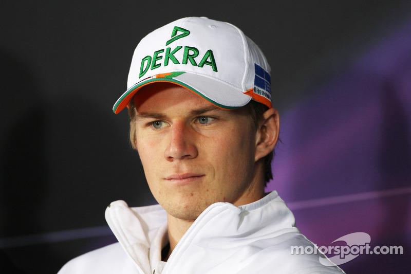 Sauber confirms Hulkenberg, no word on Kobayashi