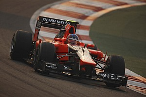 Formula 1 Preview Marussia heads to desert island for Abu Dhabi Grand Prxi