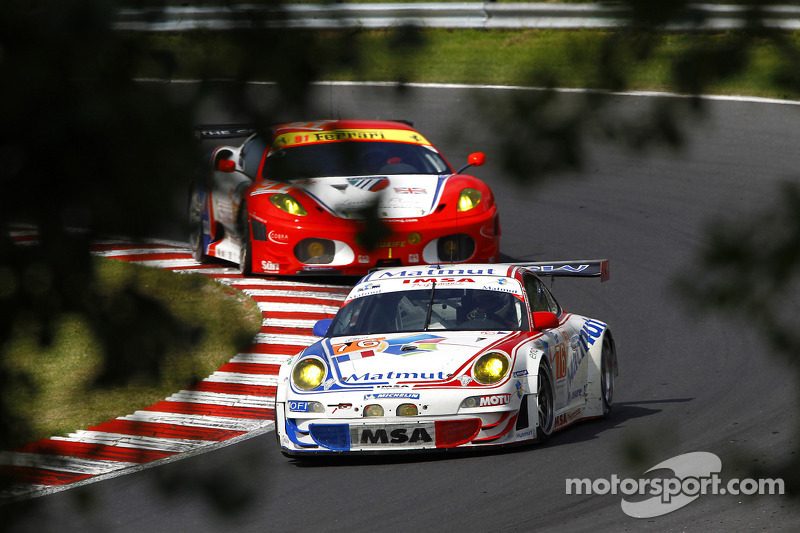 GT3 cars will be accepted for 2013 European Le Mans Series