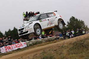 WRC Preview On Rally Spain Volkswagen will use cars of the Group's Skoda brand for the last time