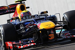 Formula 1 Breaking news Marko criticises Webber as title hopes end