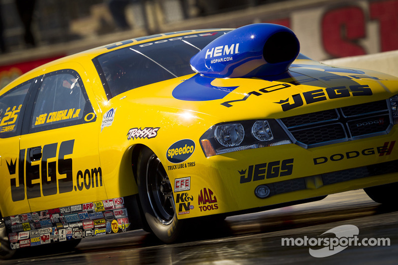 There's no place like Pomona finale for Jeg Coughlin