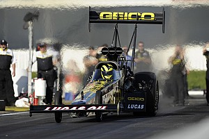 NHRA Race report Solid season for Lucas comes to an end in Pomona
