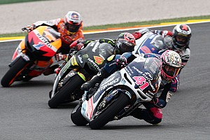 MotoGP Race report Aleix Espargaró best CRT rider for 2012