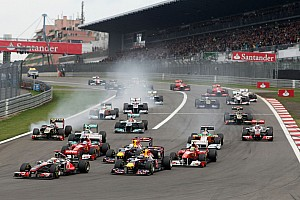 Formula 1 Rumor Circuit says 'no more F1' at the Nurburgring