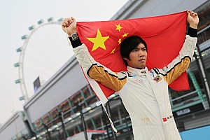 Formula 1 Breaking news HRT confirms Ma Qing Hua for FP1 at Circuit of Americas