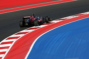 Formula 1 Qualifying report Starting position does not rule Toro Rosso out of fighting for points on US GP