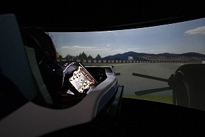 Lotus starting to use new driver simulator
