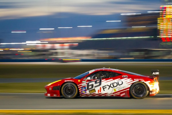 Mad Max is back: Max Papis joins Jeff Segal on Ferrari 458 in Grand-Am