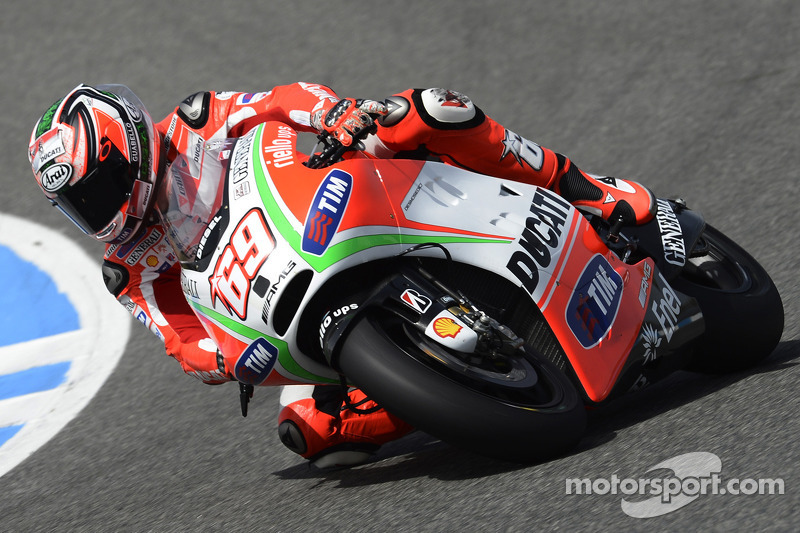 Ducati Team completes 2012 testing at Jerez