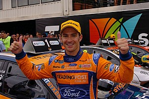 Supercars Race report Davison dominates for final race win of 2012 in Sydney