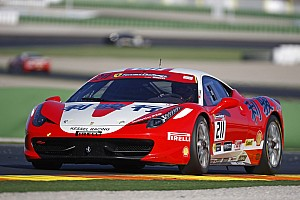 Ferrari Race report Kessel Racing ends Finali Mondiali Ferrari with a success in Valencia