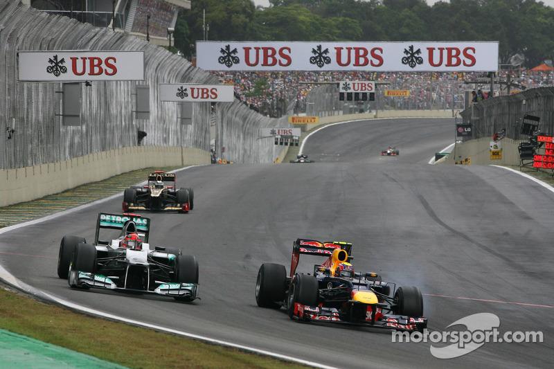 Montezemolo hits out at Ecclestone, Schumacher