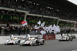 WEC Special feature Audi receives numerous international accolades