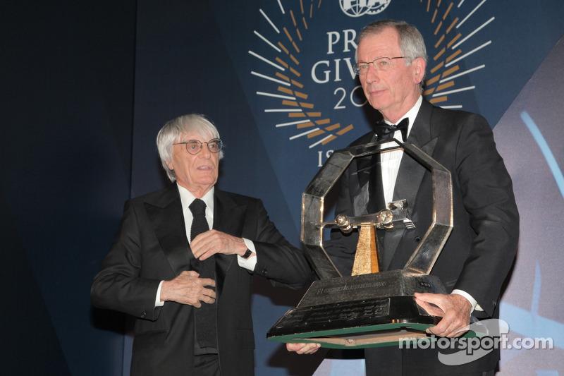 2013 calendar could drop to 19 races - Ecclestone