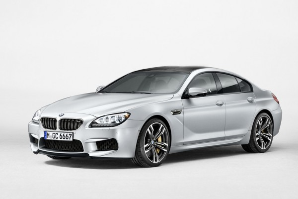 BMW M family to expand with addition of BMW M6 Gran Coup