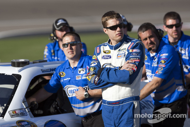 Front Row Racing returns with Ragan, Gilliland, Wise in 2013