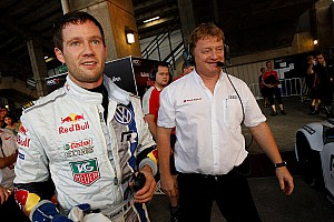 General Race report VW's Ogier pleased with his performance in ROC final day in Bangkok