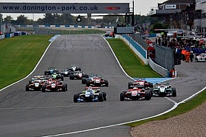 British F3 reveals strong calendar and fresh plans for 2013